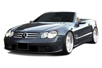 Aero Function® - AF-1 Style Fiberglass Front Bumper Cover