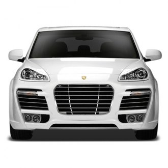 Aero Function® - AF-1 Style Fiberglass Wide Body Front Bumper Cover