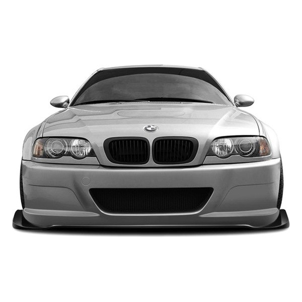 Aero Function® - AF-3 Style Fiberglass Front Bumper Cover (Unpainted)