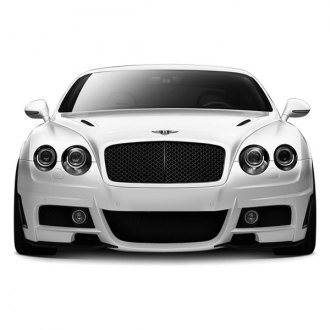Aero Function 109357 - AF-1 Style Fiberglass Front Bumper Cover