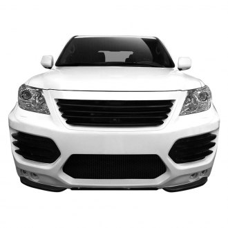 Aero Function® - AF-1 Style Fiberglass Wide Body Front Bumper Cover (Unpainted)