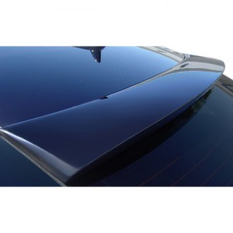 Aero Function® - AF-1 Style Fiberglass Rear Roof Spoiler (Unpainted)