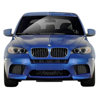 Aero Function® - 2-Pc AF-1 Style Honeycomb Bumper Grilles
