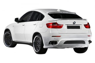 Aero Function® - AF-2 Style Fiberglass Rear Add-On Spoiler (Unpainted)
