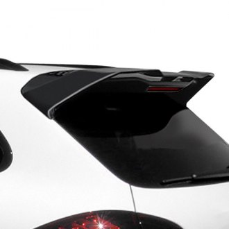 Aero Function® - AF-4 Style Fiberglass Roof Wing Spoiler (Unpainted)