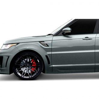 Land Rover Range Rover Sport Custom Body Side Moldings