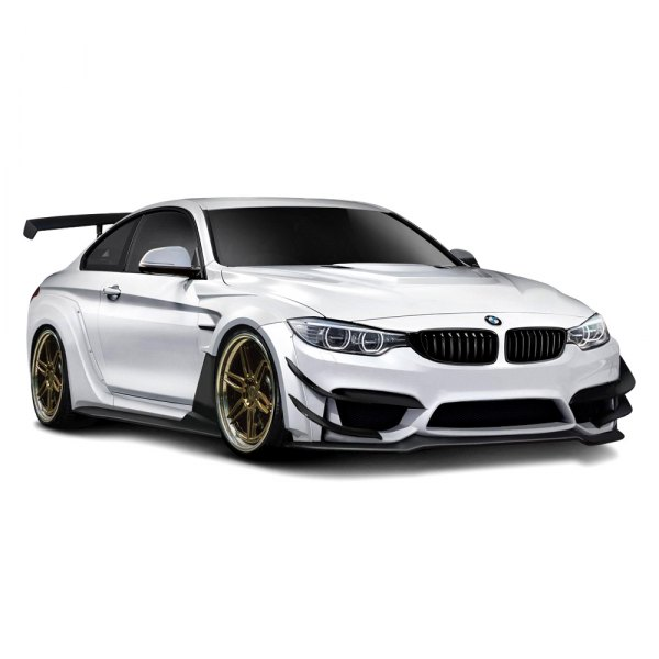 Image may not reflect your exact vehicle! Aero Function® - AF-1 Style Fiberglass Wide Body Kit