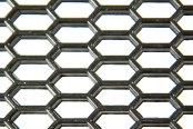 Aero Function® - AF-1 Style Premium Mesh Grille (Unpainted)