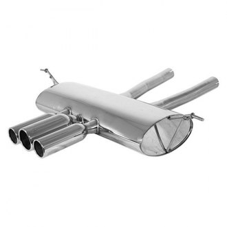 Aero Function® - AF-1 Style Wide Body Exhaust System with Triple Rear Exit