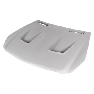 Aero Function® - AF-Signature 2 Series Style Fiberglass Conversion Hood (Unpainted)