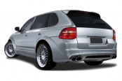 Aero Function® - AF-1 Style Fiberglass Wide Body Rear Bumper Cover