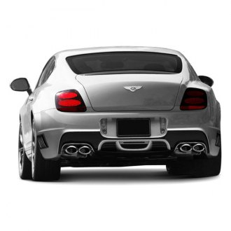 Aero Function 109359 - AF-1 Style Fiberglass Rear Bumper Cover