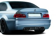 Aero Function® - AF-1 Style Carbon Fiber Rear Diffuser