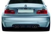 Aero Function® - AF-2 Style Fiberglass Rear Diffuser