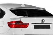 Aero Function® - AF-2 Style Fiberglass Roof Spoiler (Unpainted)