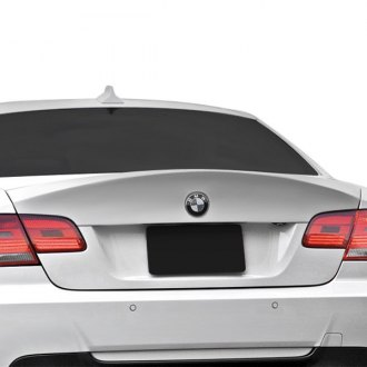 Aero Function® - AF-1 Style Fiberglass Trunk Spoiler (Unpainted)