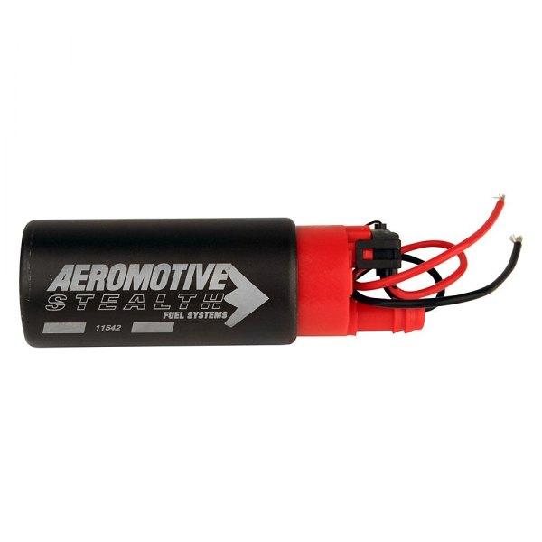 aeromotive 11542 340 stealth e85 compatible fuel pump. Black Bedroom Furniture Sets. Home Design Ideas