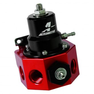 Aeromotive® - 4-Port Double-Adjustable Bypass Regulator