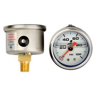 Aeromotive® - Fuel Pressure Gauge