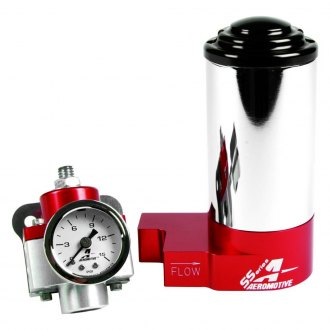 Aeromotive® - SS Pump and Regulator Kit