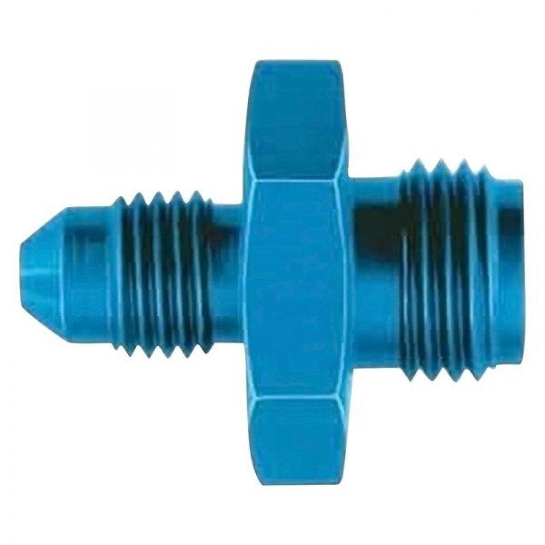 Aeroquip fbm blue anodized aluminum sae ° an male