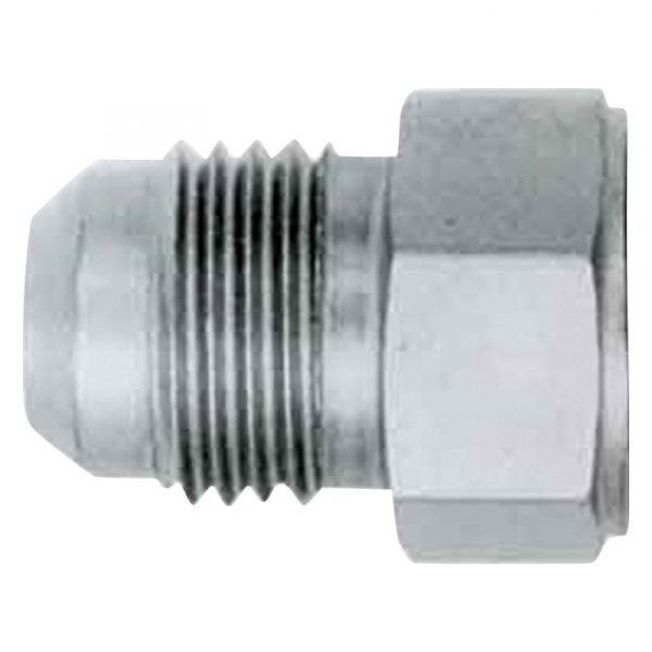 Aeroquip fbm male flare to braze adapter fitting