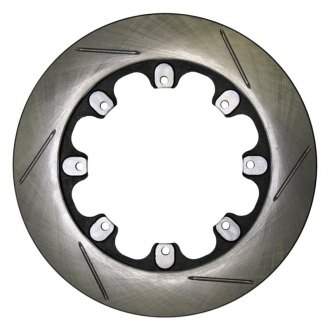 AFCO® - Pillar Vane Slotted Vented Rear Brake Rotor