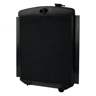 AFCO® - 80138 Series Aluminum Radiator with Fan