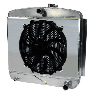 AFCO® - 80139 Series Aluminum Radiator with Fan