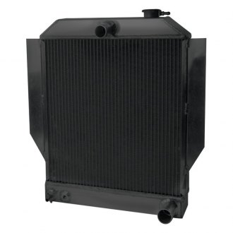 AFCO® - 80141 Series Aluminum Radiator with Fan