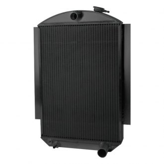 AFCO® - 80144 Series Aluminum Radiator with Fan