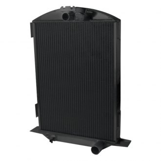 AFCO® - 80145 Series Aluminum Radiator with Fan