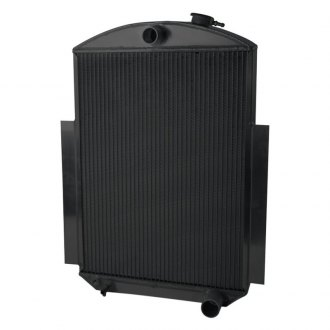 AFCO® - 80147 Series Aluminum Radiator with Fan