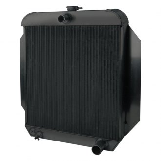 AFCO® - 80162 Series Aluminum Radiator with Fan