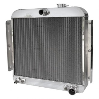 AFCO® - 80163 Series Aluminum Radiator with Fan