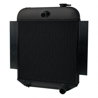 AFCO® - 80166 Series Aluminum Radiator with Fan