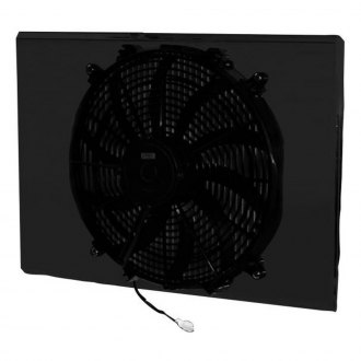AFCO® - 80166 Series Aluminum Fan with Shroud