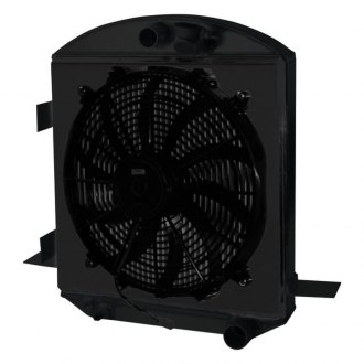 AFCO® - 80167 Series Aluminum Radiator with Fan