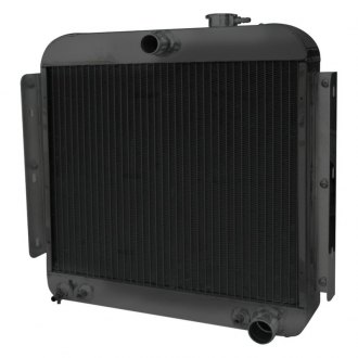 AFCO® - 80170 Series Aluminum Radiator with Fan