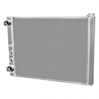 "AFCO® - Lightweight 1 Row 1.5"" Tube Core Double Pass Radiator"