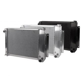 AFCO® - 80251 Series Aluminum Radiator with Fan