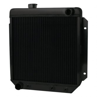 AFCO® - 80276 Series Aluminum Radiator with Fan