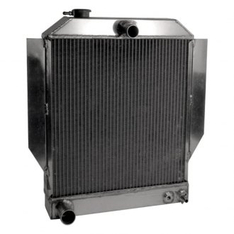 AFCO® - 81141 Series Aluminum Radiator with Fan