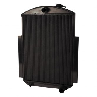 AFCO® - 81147 Series Aluminum Radiator with Fan