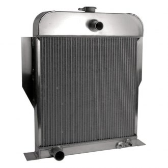 AFCO® - 81164 Series Aluminum Radiator with Fan