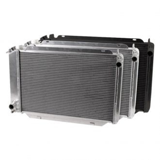 AFCO® - 81270 Series Aluminum Radiator with Fan