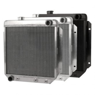 AFCO® - 81276 Series Aluminum Radiator with Fan