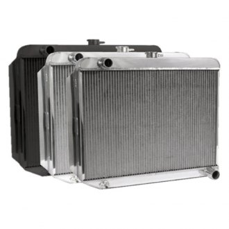 AFCO® - 83295 Series Aluminum Radiator with Fan