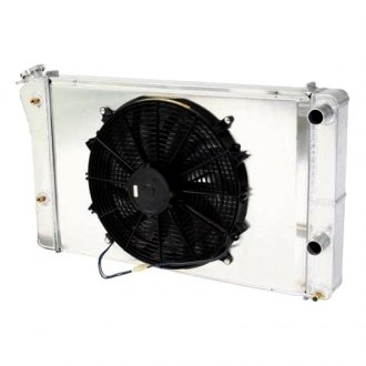 AFCO® - 84285 Series Aluminum Radiator with Fan