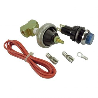 AFCO® - 275 Degree Oil Temperature Warning Light Kit
